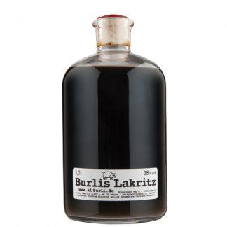 Burlis Lakritz Likör 1 l